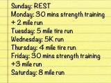 {Half Marathon Ruck Training: Week2}