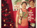 {Triple Race Challenge Part 3: Hog Wild Ugly Sweater 5K}