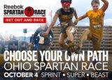 {Ohio Spartan Race – Free EntryGiveaway!}