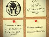 {5 Tips to Stick with Your Spartan Goals in2015}