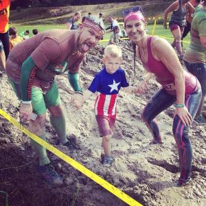 Family Fun at Mud Endeavor