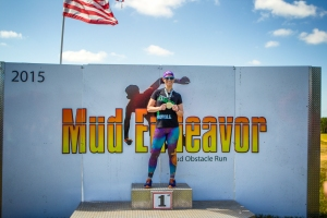 Mud Endeavor Podium