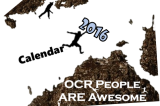 {OCR People Are Awesome: Charity Photo Shoot & 2016Calendar}