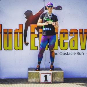 Winning Mud Endeavor in the Icebug Zeal RB9X