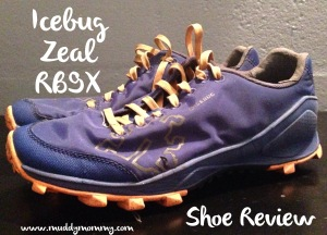 Icebug Zeal RB9X | Muddy Mommy