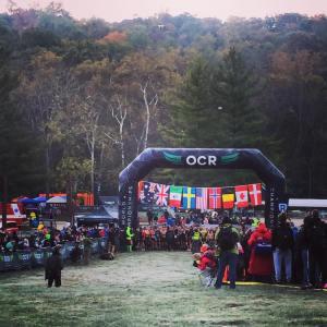 OCR World Championship Start Line