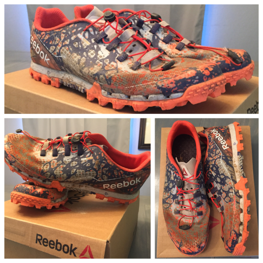 Reebok All Terrain Post Race