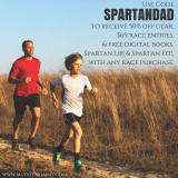 Spartan Race Father's Day Specials